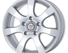 PLATIN P55 5,5x14 4x108 stříbrné