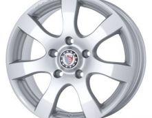 PLATIN P55 5,5x14 5x100 stříbrné