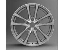 GEPARD  6,5x15 4x100  6207  RSW  stříbrné