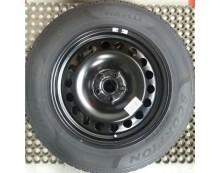 OCEL disk VW Tiguan, Kodiaq 6,5Jx17 5/112 ET38 Senzor OE (DEMO)