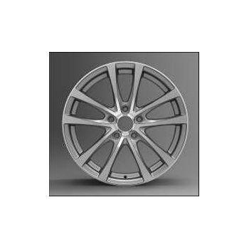 GEPARD  6,5x15 5x114,3  6207 RSW  stříbrné